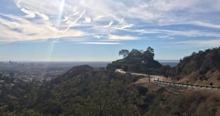 Hiking in Los Angeles!